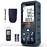 Entfernungsmesser, DTAPE DT50 50M Digitales Laser Entfernungsmesse mit LCD Hintergrundbeleuchtung...