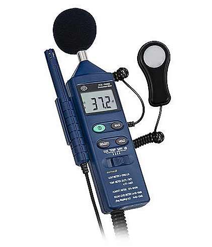 Kombischallmessgerät Universal PCM Schallmesser