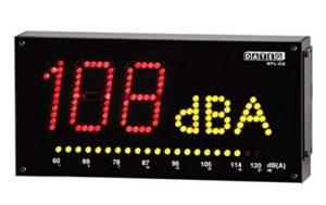 Schalldruckpegel Messgerät Spl-D2